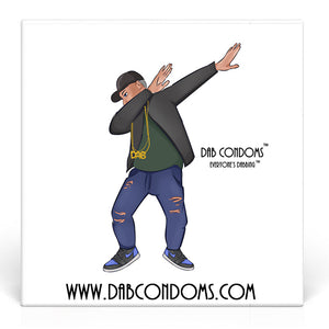 Bill White TV Welcomes DAB Condoms ™