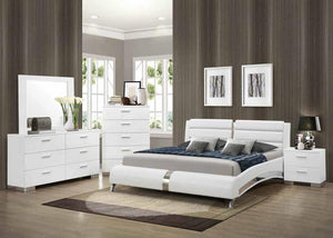 Queen Bed (Felicity Collection)
