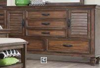 Dresser (Franco Collection)
