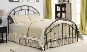 Queen Bed (Maywood Metal Bed Collection)