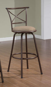 29 Bar Stool (Bar Stools: Metal Swivel Collection)