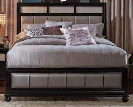 Queen Bed (Barzini Bedroom Collection)