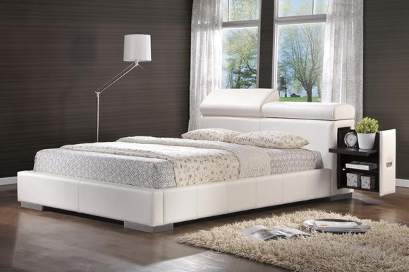 Queen Bed (Maxine Bed Collection)