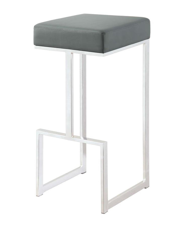 29 Bar Stool (Bar Stools: Metal Fixed Height Collection)