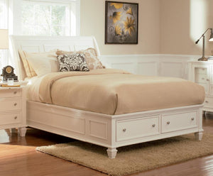 Queen Bed (Sandy Beach Collection)