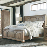Queen Bed (Florence Collection)