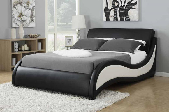 Queen Bed (Niguel Bed Collection)