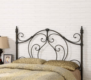 Metal Headboard (Metal Headboard Collection)