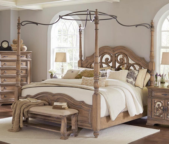 Queen Bed (Ilana Collection)