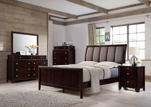 Queen Bed (Madison Collection)