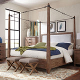 Queen Bed (Madeleine Collection)