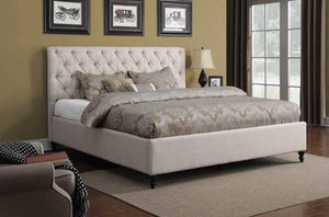 Queen Headboard (Farrah Upholstered Bed Collection)