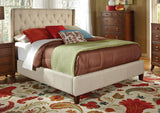 Queen Bed (Owen Upholstered Bed Collection)