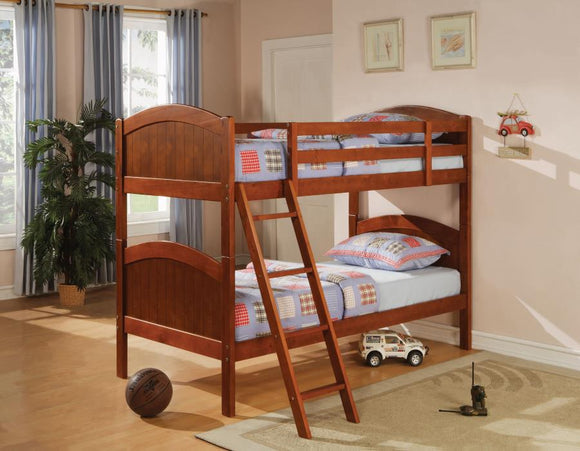 Headboard & Footboard (Parker Twin/twin Bunk Bed Collection)