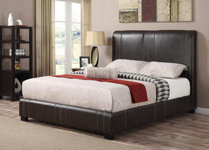 Queen Bed (Caleb Upholstered Bed Collection)