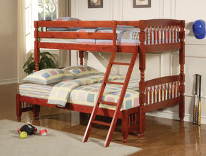 Bunk Bed (Twin/full Bunk Bed Collection)