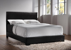 Queen Bed (Conner Upholstered Bed Collection)
