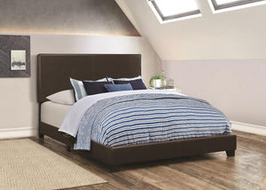 Queen Bed (Dorian Upholstered Bed Collection)
