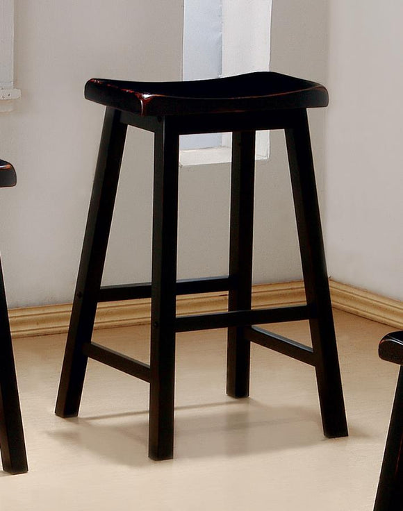 29 Bar Stool (Bar Stools: Wood Fixed Height Collection)