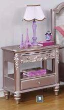 Nightstand (Caroline Collection)