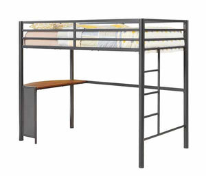 Bunk Bed (Twin Workstation Loft Bed Collection)