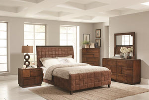 Queen Bed (Gallagher Collection)