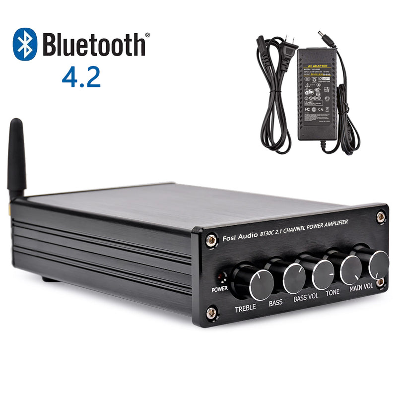 bluetooth amplifier