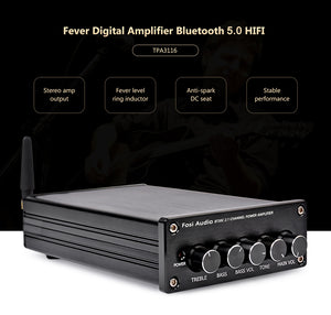 amplifier home audio