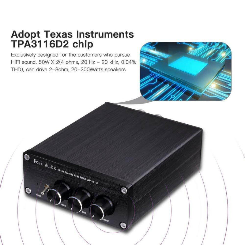 bluetooth amplifier 4.2