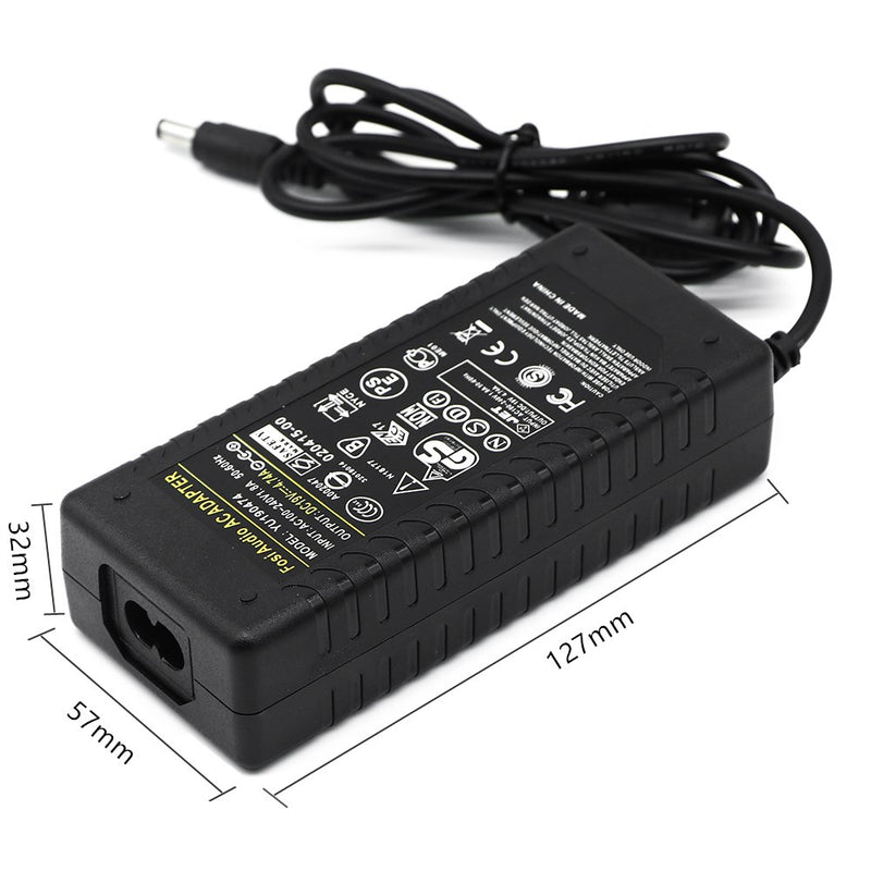 19V 4.7A 90W Power Adapter Supply for TPA3116 TDA7498 TDA7492 TAS5613 Class D Amplifier