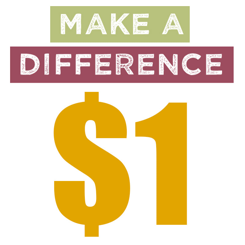 Make Up the Price Difference of $1