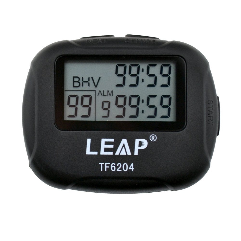 Sports & Fitness Interval Timer and  Stopwatch