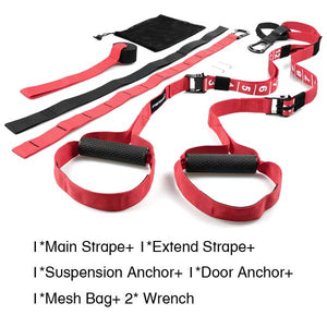 Baseball Softball Body Weight Suspension Trainer