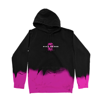 Xanarchy Valentine's Day Dyed Hoodie