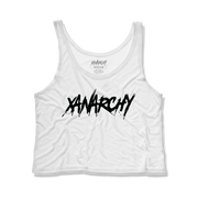 XANARCHY WOMENS CROP TOP
