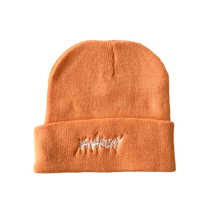XANARCHY BEANIE (LIGHT ORANGE)