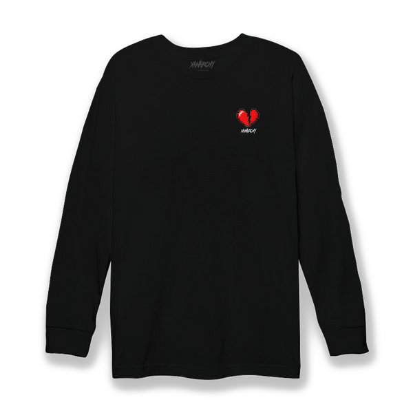 DIGITAL HEART LS (BLACK)