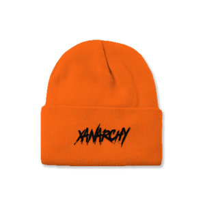 Xanarchy Orange Beanie (Halloween Sale)