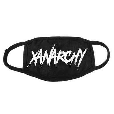 Xanarchy Face Mask