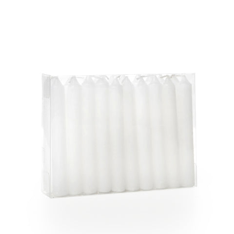 "4"" Household Candles (White)"