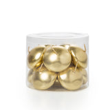 Metallic Gold Floating Candles