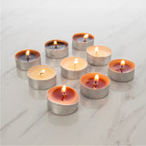 Sandalwood Scented 4 Hours Tealight Candles