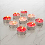 Rose Scented 4 Hours Tealight Candles