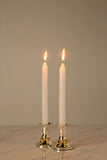 "8"" Household Candles (White)"