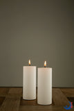 Pillar Candle Diameter 5.5cm x Height 13cm (White)