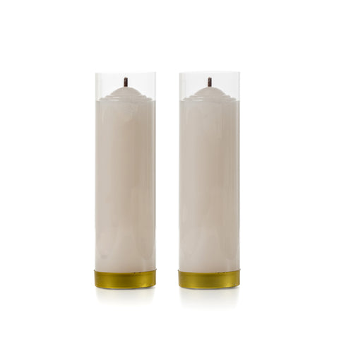 5-days Candle (White)