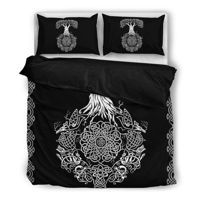 Viking Tree Life Bedding Set