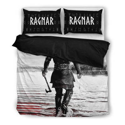 Ragnar Vikings Bedding Set
