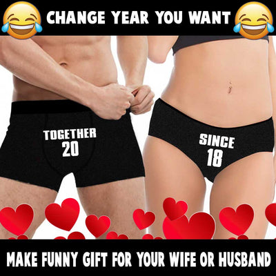 Personalized Underwear Funny Gift