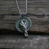 Image of Viking Raven Necklace